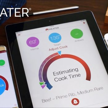 With MEATER Link, The Best Wireless Meat Thermometer Gets Even Better Thanks To WiFi Connectivity