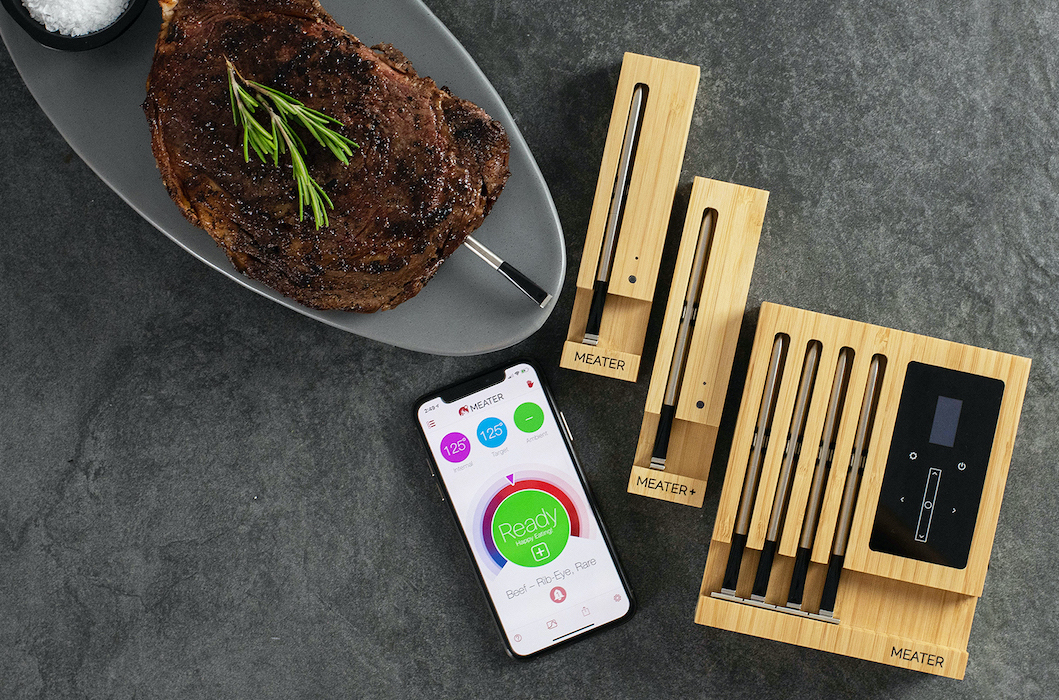 MEATER® | Wireless Smart Meat Thermometer | For BBQ & Kitchen Cooking